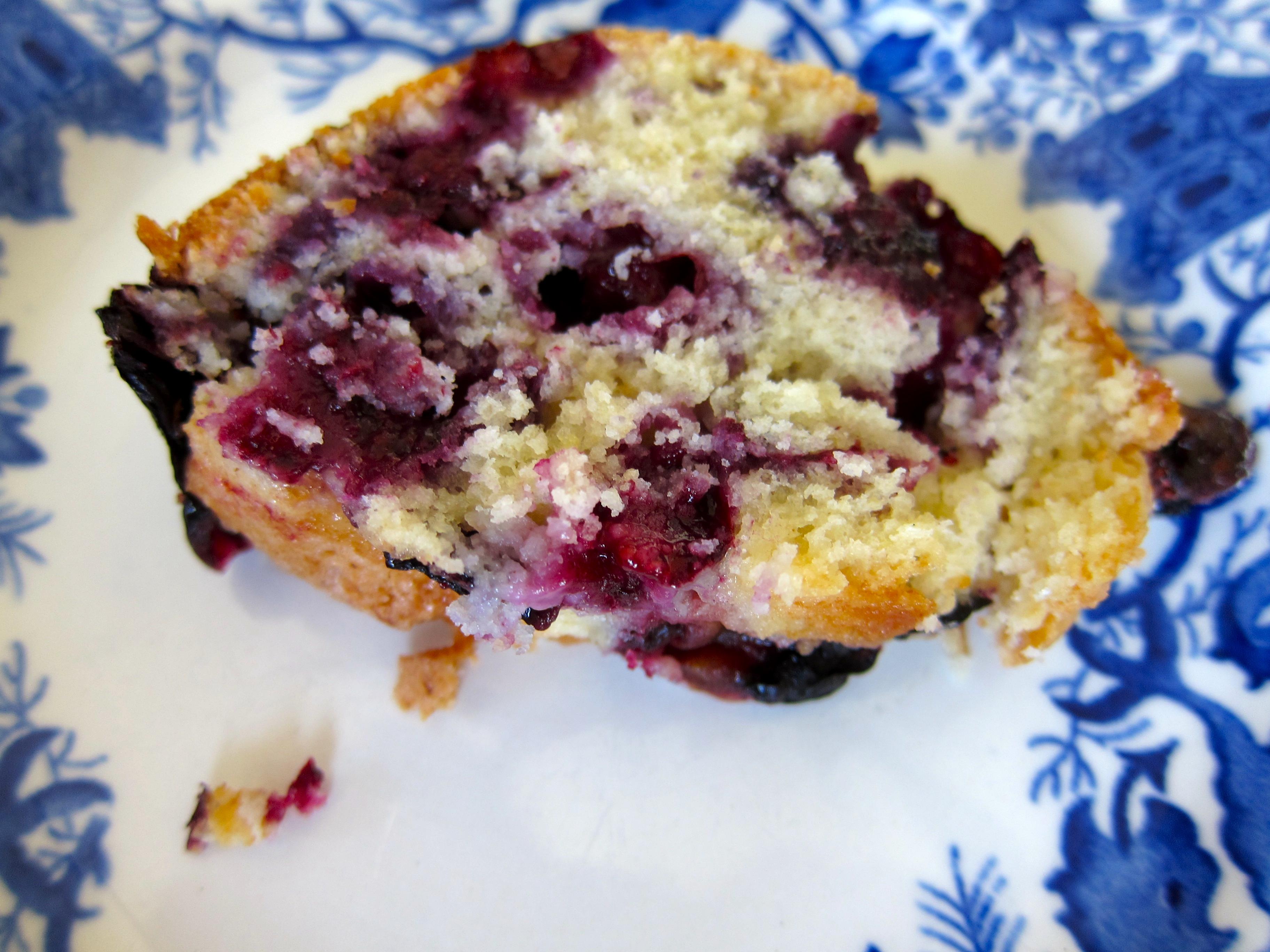 Madeline Finnerty Blueberry Cake