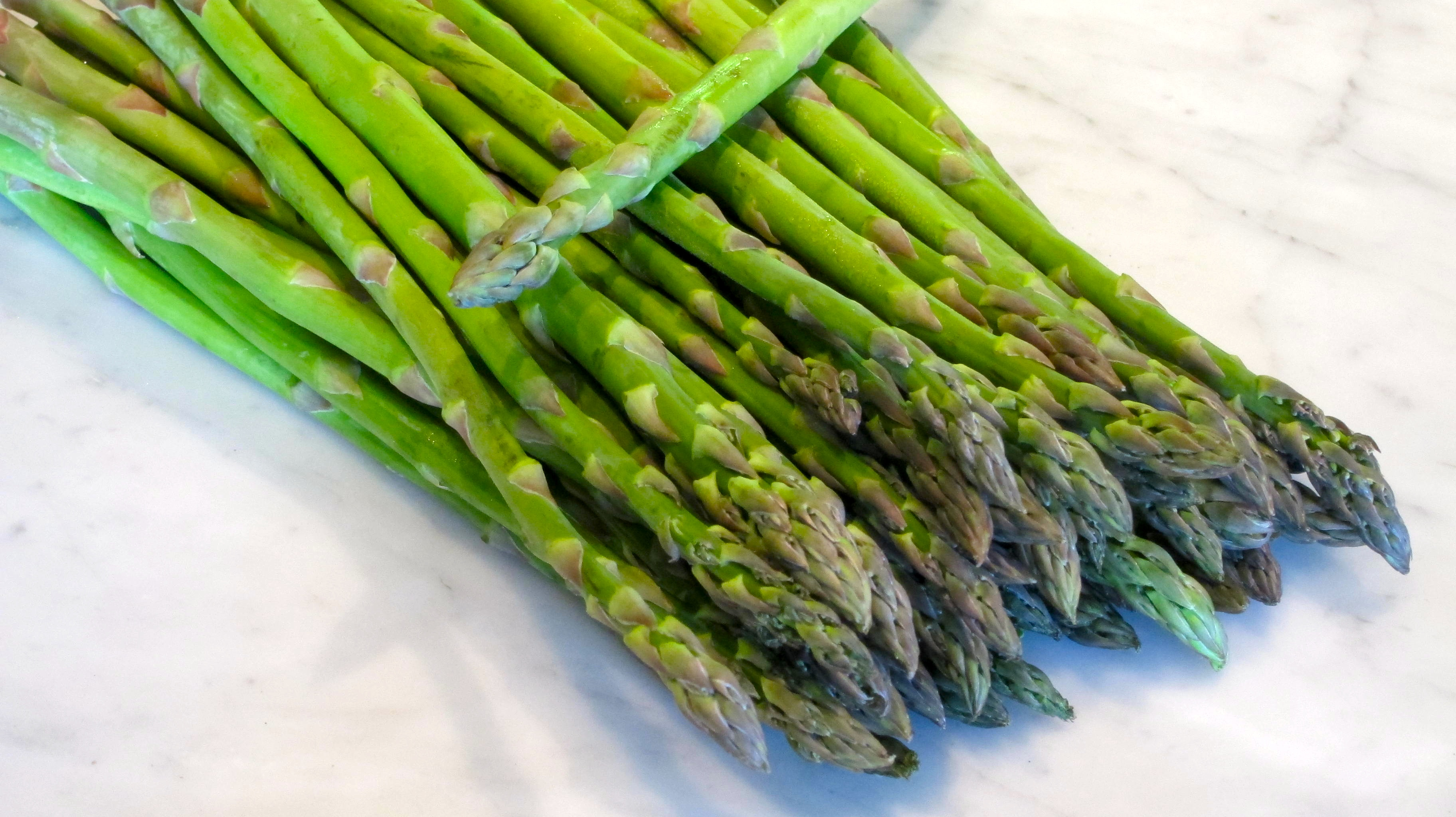 Roasted Asparagus 4 Ways
