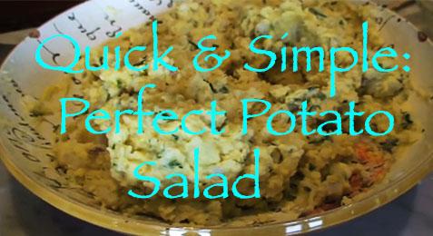 Quick & Simple: Perfect Potato Salad