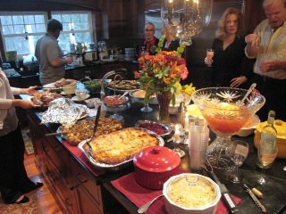 Thanksgiving Buffet