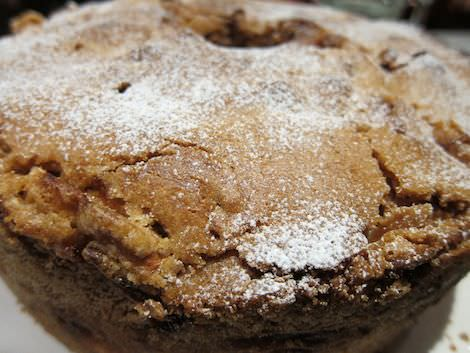Hans Morris's Apple Cake