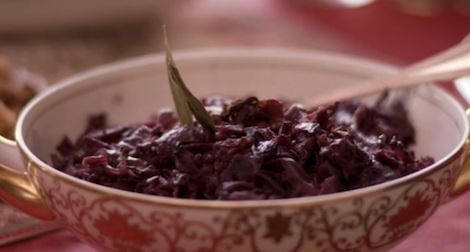 Katja&#8217;s German Red Cabbage
