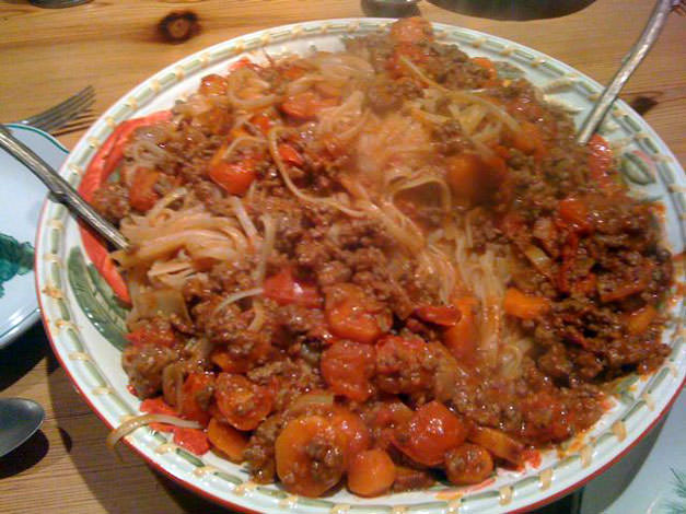 Spag Bol