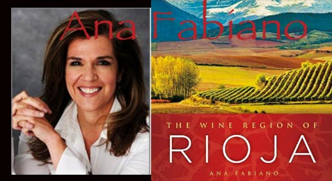Ana Fabiano Roija Wines of Spain - Part III
