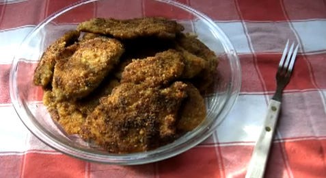 Italian Breaded Chicken Cutlets