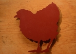 Chicken Trivet Image