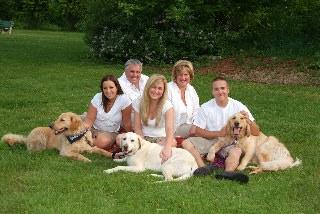 Loring Barnes Family