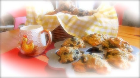 Heart Healthy Muffins