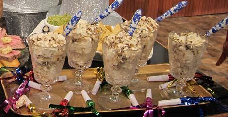Toffe Cream Surprise Dessert