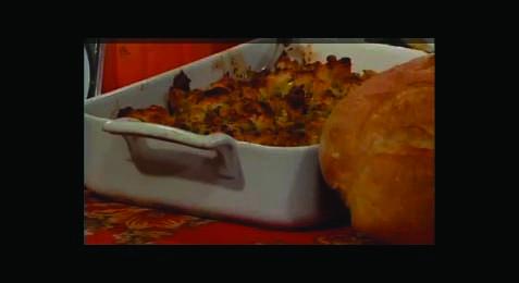 The Lanzetta/Murko Thanksgiving Stuffing - Italian Bread and Sweet Italian Sausage